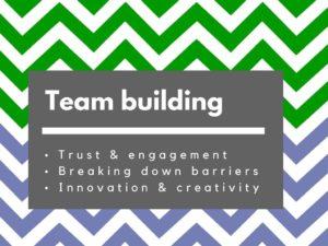 Corporate Team Building - Nikki Bush