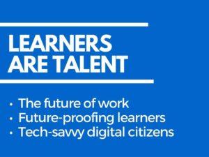 Learners are Talent - Nikki Bush