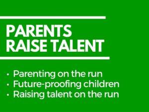 Parents raise talent - Nikki Bush
