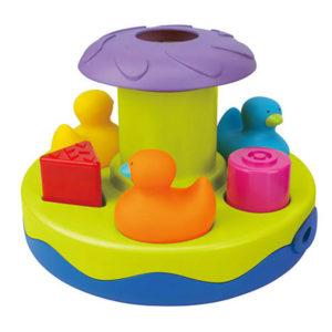 Merry Go Round Bath Toy
