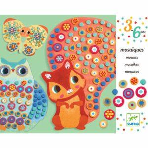 Mosaic Milfiori Djeco Package