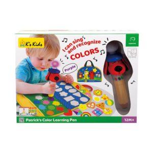 Patricks Colour Pen Ks Kids
