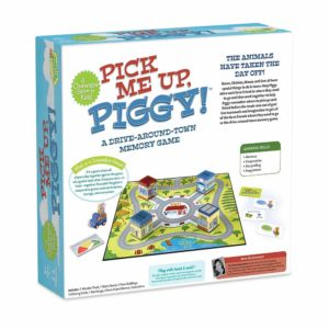Pick Me Up Piggy Packaging