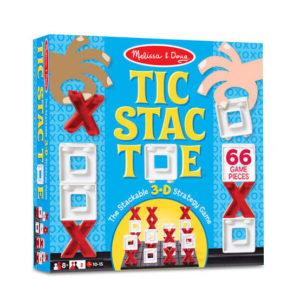 Tic Stac Toe Melissa & Doug Package