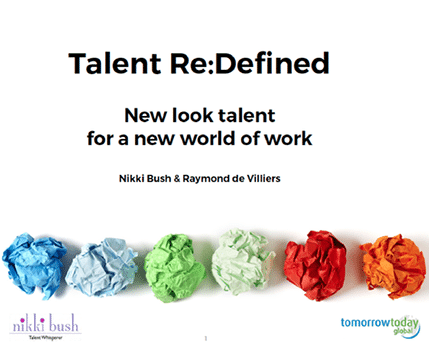 Talent Re:Defined